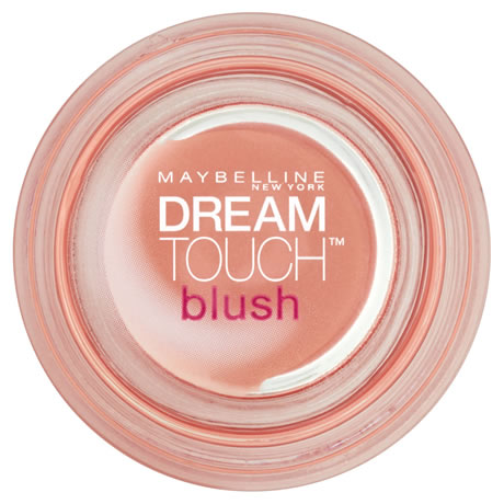 GEMEY - Dream Touch Blush : Dream Touch Blush Blush crème fondant 02 Pêche