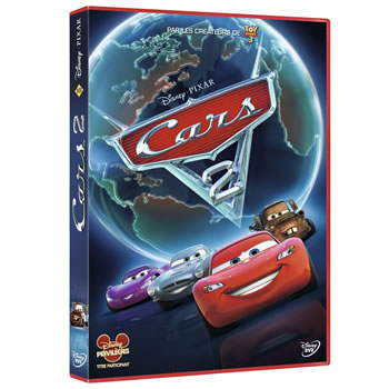 The Walt Disney Compagny The Walt Disney Compagny Cars 2