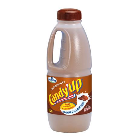Candy'Up chocolat, 1l